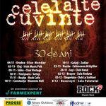 METALHEAD iti ofera bilete la pret redus pentru concertul Celelalte Cuvinte la Bucuresti!
