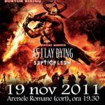Concert Amon Amarth, AILD si Septicflesh sambata la Bucuresti