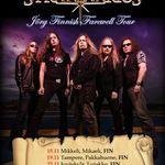 Stratovarius au filmat concertul din Tampere pentru viitorul DVD(video)