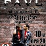 Concert F.A.V.L si Coercion in Underworld Bucuresti