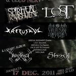 Metal Attack Fest 3 in Club Nerv din Arad