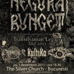 Concert aniversar Negura Bunget in Silver Church din Bucuresti