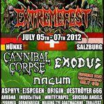 Trailer oficial pentru Extremefest 2012