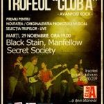 Marti are loc Trofeul Club A Avanpost Rock - Editia 5
