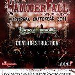 Trupele din deschiderea Hammerfall nu vor mai ajunge la concert