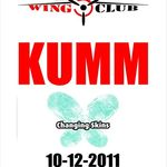 Concert Kumm si Changing Skins in Wings Club Bucuresti