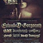 Filmari cu Entombed la Mass Deathtruction Festival 2011