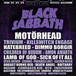 Noi confirmari pentru Graspop Metal Meeting 2012