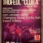 Marti are loc Trofeul Club A Avanpost Rock - Editia 6