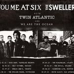 The Swellers si You Me At Six merg impreuna in turneu