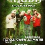 Concert Truda vineri in Casa Armatei din Turda