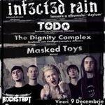 Concert Infected Rain vineri in Rockstadt Brasov