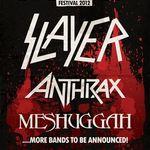 Slayer confirmati ca headlineri pentru FortaRock 2012