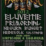 Noi date anuntate pentru Paganfest 2012