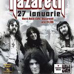 Nazareth live in Hard Rock Cafe: Se suplimenteaza biletele cu loc