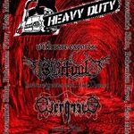 Promo pentru concertul Heavy Duty si 13 Rituals din Sibiu