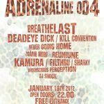 Programul Adrenaline OD 4 in Kulturhaus