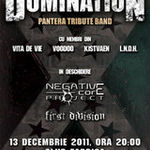 Poze de la concertul Domination, Negative Core Project si First Division din Fabrica