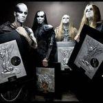Behemoth au primit discul de aur si platina pentru Evangelion