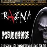 Concert Razna si Pseudonoise in Damage Club din Bucuresti