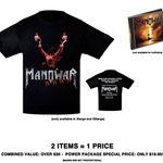 Manowar  actualizeaza promotiile din magazinul online