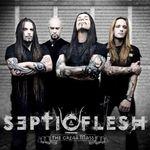 Septicflesh discuta despre mancarea din turneu (video)