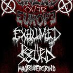 Concert Exhumed, Rotten Sound si Magrudergrind la Cluj-Napoca
