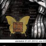 Concert Butterflies In My Stomach in Clubul Taranului Bucuresti