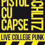 Concert Pistol Cu Capse si Schlitz sambata in Boiler Club din Cluj-Napoca