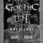 Programul concertului Gothic si L.O.S.T. la Cluj-Napoca