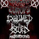 Biletele pentru concertul Exhumed si Rotten Sound au fost puse in vanzare