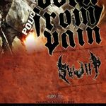 Concert Born From Pain in februarie la Cluj-Napoca