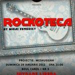 Rockoteca si proiecte Meshuggah la The Rock din Iasi
