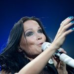 Poze cu Tarja Turunen in concert la Bucuresti
