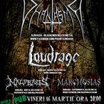 Concert Phantasma, Loudrage si Malpraxis la Cluj-Napoca