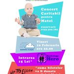 Concert caritabil Up To Eleven si Backstage Hero in Joy Pub