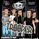 Concert Trooper in Underground Pub din Iasi