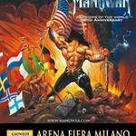 S-au pus in vanzare biletele pentru Manowar la Gods of Metal