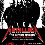 Zi dedicata Metallica si concert Masterpiece in Fire Club