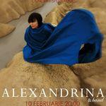 Concert-spectacol Alexandrina & band: Vis In Vis la Teatrul de pe Lipscani