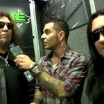 Testament au fost intervievati in California (video)