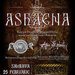 Concert Ashaena si Carpatica in Damage Club
