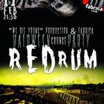 Concert Redrum (tribut GRUNGE) vineri la Club Fabrica