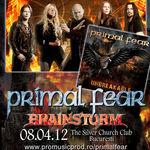 Spot video pentru concertul PRIMAL FEAR la Bucuresti