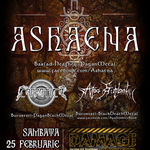 Concert ASHENA si CARPATICA sambata la Damage Club