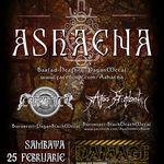 Concert ASHENA si CARPATICA sambata la Damage Club