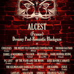 ALCEST confirmati la DARK BOMBASTIC EVENING 4 la Alba Iulia
