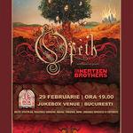 Poze cu OPETH in concert la Bucuresti