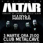 ALTAR lanseaza albumul Mantra in Constanta