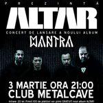 Concert ALTAR sambata la Constanta